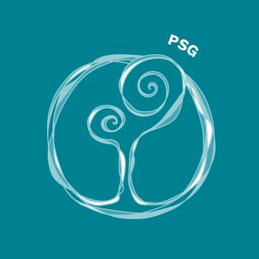 PSG ist die Psychosomatische Ganzheitstherapie.
